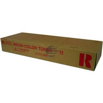 Ricoh Toner-Kit magenta (888485, TYPE-T2)