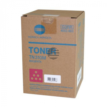 Minolta Toner-Kit magenta (4053-603-000, TN-310M)