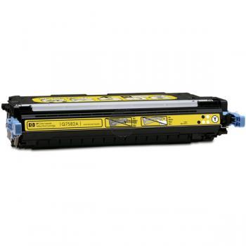 HP Toner-Kartusche gelb (Q7582A, 503A)