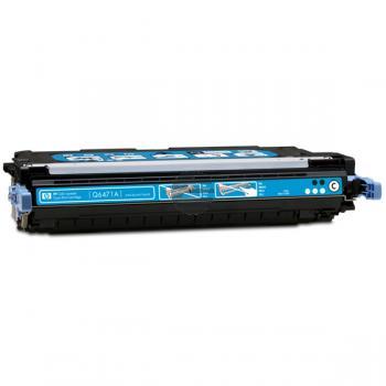 HP Toner-Kartusche cyan (Q6471A, 502A)