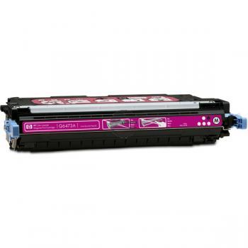 HP Toner-Kartusche magenta (Q6473A, 502A)