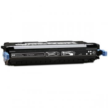 HP Toner-Kartusche schwarz (Q7560A, 314A)
