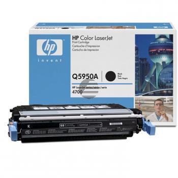 HP Toner-Kartusche schwarz (Q5950A, 643A)