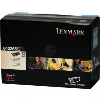 Lexmark Toner-Kartusche schwarz (64036SE)