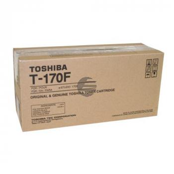 Toshiba Toner-Kit schwarz (6A000000312, T-170F)