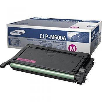 Samsung Toner-Kartusche magenta (CLP-M600A, M600)