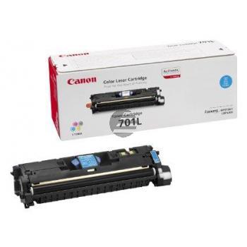 Canon Toner-Kit cyan (9290A003, 701L)
