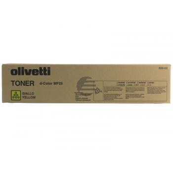 Olivetti Toner-Kit gelb (B0534)