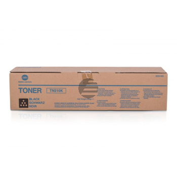 Konica Minolta Toner-Kit schwarz (8938-509-000, TN-210K)