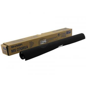 Sharp Fotoleitertrommel schwarz (MX-27GRSA)