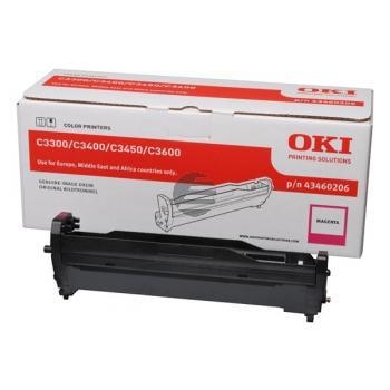 OKI Fotoleitertrommel magenta (43460206)