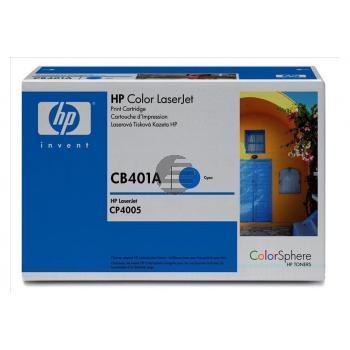 HP Toner-Kartusche cyan (CB401A, 642A)