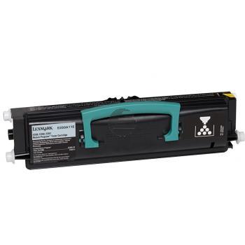 Lexmark Toner-Kartusche Prebate schwarz (E250A11E)