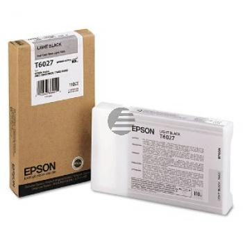 Epson Tintenpatrone schwarz light (C13T602700, T6027)