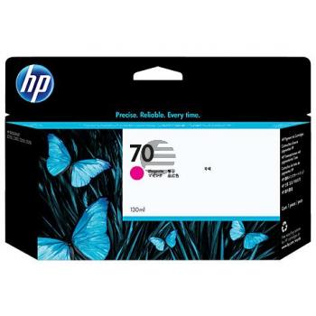HP Tintenpatrone magenta (C9453A, 70)