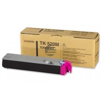 Kyocera Toner-Kit magenta (1T02HJBEU0, TK-520M)