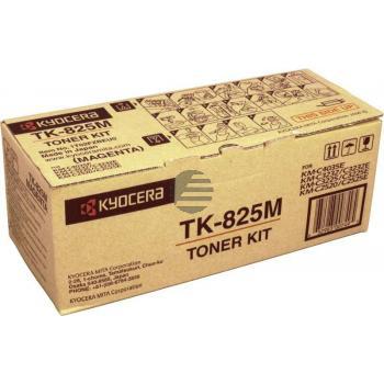 Mita Toner-Kit magenta (1T02FZBEU0, TK-825M)