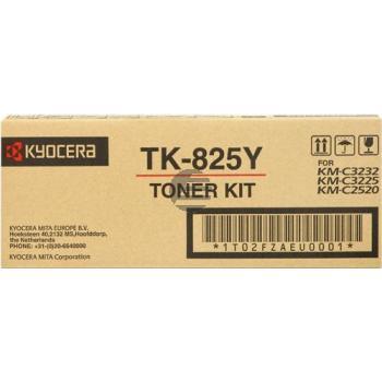 Mita Toner-Kit gelb (1T02FZAEU0, TK-825Y)