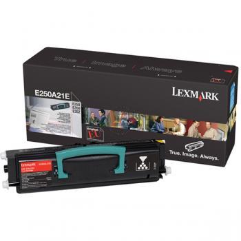 Lexmark Toner-Kartusche schwarz (E250A21E)