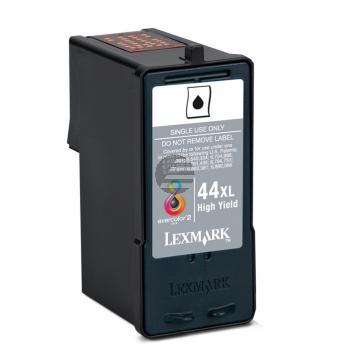 Lexmark Tintenpatrone schwarz HC (18Y0144E, 44XL)