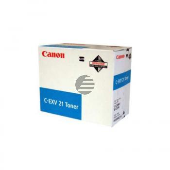 Canon Toner-Kit cyan (0453B002, C-EXV21C)