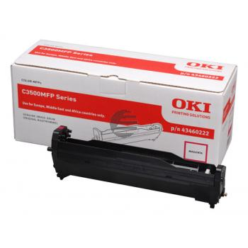 OKI Fotoleitertrommel magenta (43460222)