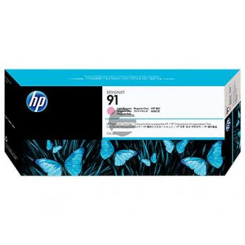 HP Tintenpatrone magenta light (C9471A, 91)