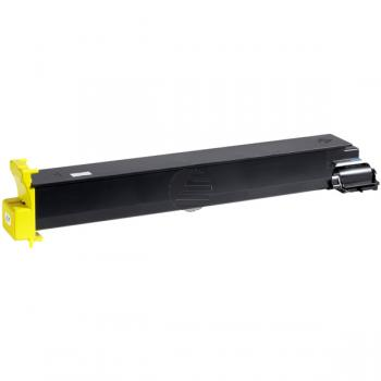 QMS Toner-Kit gelb (8938622)