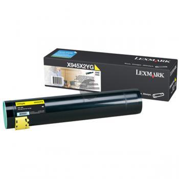 Lexmark Toner-Kit gelb (X945X2YG)