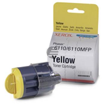 Xerox Toner-Kit gelb (106R01273)