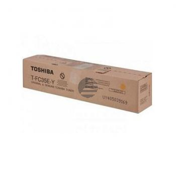 Toshiba Toner-Kit gelb (6AG00001531, T-FC35EY)