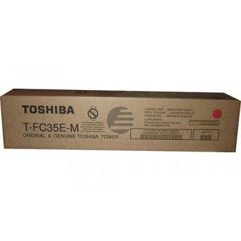 Toshiba Toner-Kit magenta (6AG00001529, T-FC35EM)