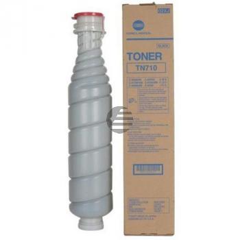Minolta Toner-Kit schwarz (02XF, TN-710)