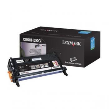 Lexmark Toner-Kartusche schwarz (X560H2KG)