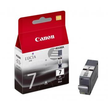 Canon Tintenpatrone schwarz (2444B001, PGI-7BK)