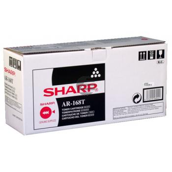 Sharp Toner-Kit schwarz (AR-168LT)