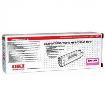 OKI Toner-Kit magenta HC (42127455)