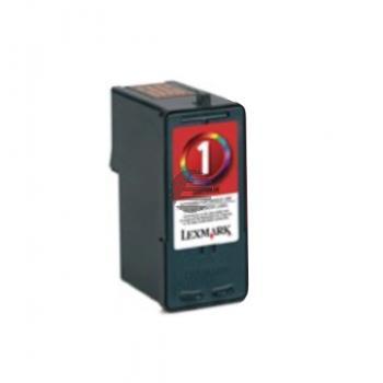 Lexmark Tintenpatrone farbig HC (18CX781E, 1)