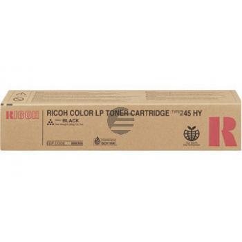 Ricoh Toner-Kit cyan HC (888315, TYPE-245(HY)) ersetzt TYPE-145, 888329, DT145CYNHY