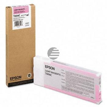 Epson Tintenpatrone magenta light HC (C13T606C00, T606C)