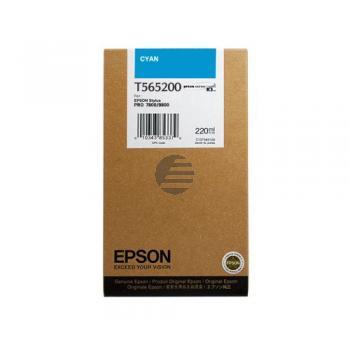 Epson Tintenpatrone cyan HC (C13T565200, T5652)
