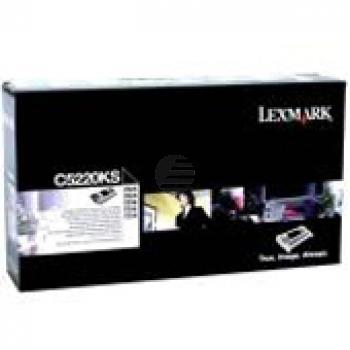 Lexmark Toner-Kartusche Prebate schwarz (C5220KS)