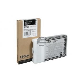 Epson Tintenpatrone schwarz matt HC (C13T612800, T6128)