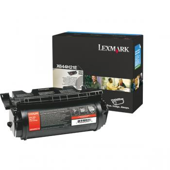 Lexmark Toner-Kartusche schwarz HC (X644H21E)