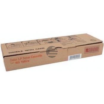 Ricoh Toner-Kit gelb HC (402447, TYPE-165YHC) ersetzt CL165YLW, CT165YLWO