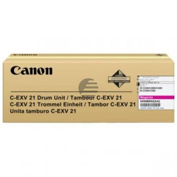 Canon Fotoleitertrommel magenta (0458B002, C-EXV21M)