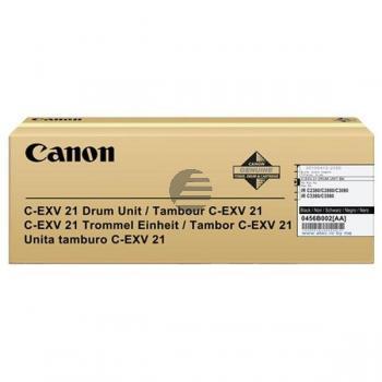 Canon Fotoleitertrommel schwarz (0456B002, C-EXV21BK)