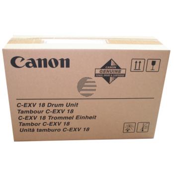 Canon Fotoleitertrommel schwarz (0388B002, C-EXV18)