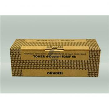 Olivetti Toner-Kit schwarz HC (B0592)