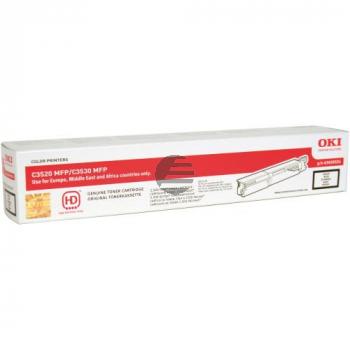 OKI Toner-Kit schwarz (43459324)